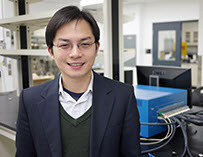 Liangbing Hu wins prestigious Air Force Young Investigator Award