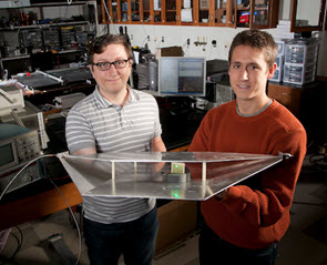 "Wireless Device Converts ""Lost"" Energy into Electric Power"