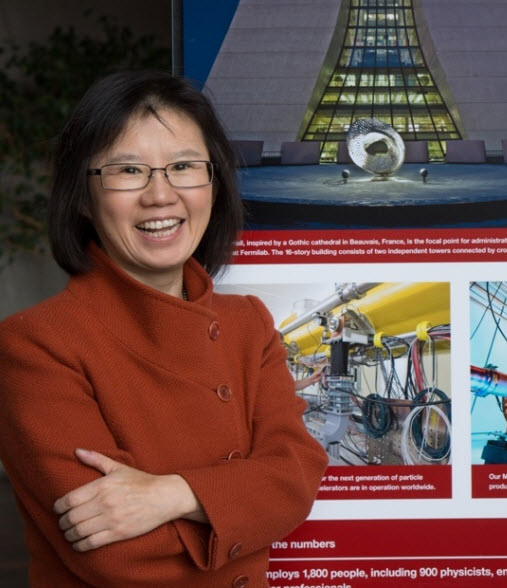 Notable alumnus includes Young-Kee Kim, Deputy Director of Fermi National Lab