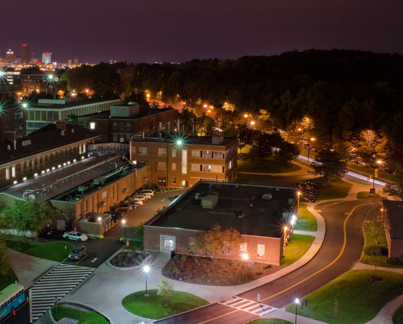 View Campuses and Landmarks