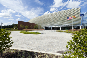 UMD's NOAA Center for Weather and Climate Prediction officially opens