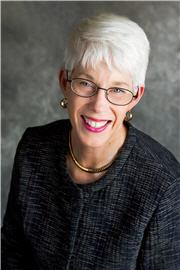 Patricia Steele, Dean, University Libraries