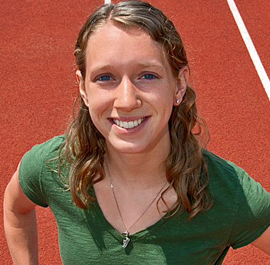 Liz Phillips, Engineering Class of '12 , Washington Magazine