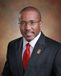 Dr. Harry L. Williams, DSU President