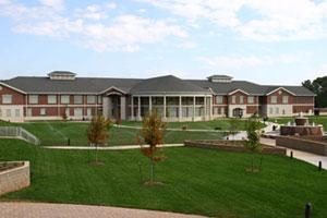 Pellissippi State's new Blount County Campus in Friendsville, TN