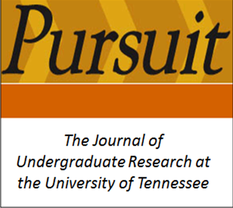 Pursuit: The Journal of Undergraduate Research at the University of Tennessee