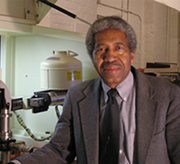 Dr. Robert Catchings, Assoc. Dean for the Natural Sciences