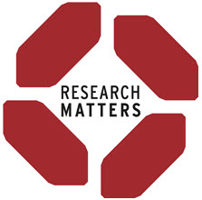 Watch 'Research Matters' on Vimeo
