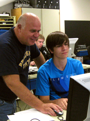 Pellissippi State provides Science Hill, other high schoolers robotics training