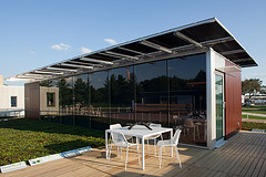 UT's 'Living Light' solar house placed 8th in DOE's Solar Decathlon 2011