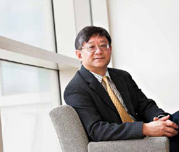 Xi-Cheng Zhang, Director of the institute of Optics
