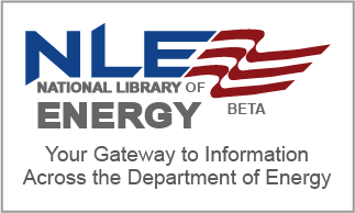 Picture of the National Library of Energy Logo