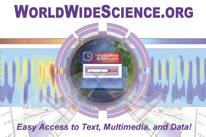 WorldWideScience Data