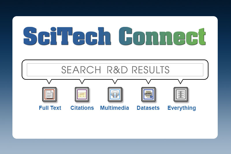 Read more about SciTech Connect