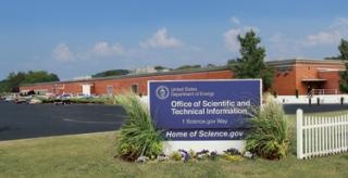 U.S. Department of Energy  Office of Scientific and Technical Information
