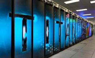 Titan Cray XK7 at Oak Ridge National Laboratory