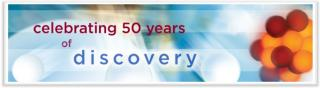 celebrating 50 years of discovery