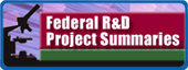 Federal R&D Project Summaries