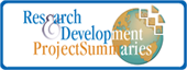 Research & Development Project Summaries