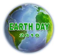40th Anniversary Earth Day 2010