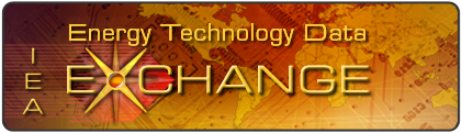 IEA Energy Technology Data Exchange