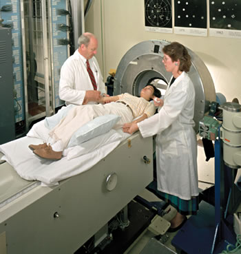 Positron Emission Tomography (PET) Scanner