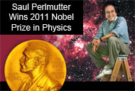 Saul Perlmutter wins 2011 nobel prize in physics