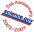 Science.gov 5th Anniversary