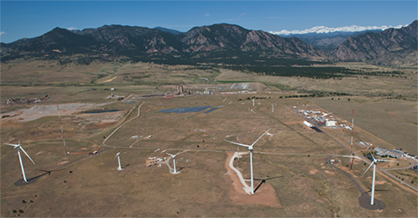 National Wind Technology Center