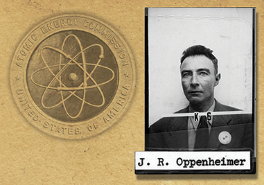 J. Robert Oppenheimer Personnel Hearings Transcripts