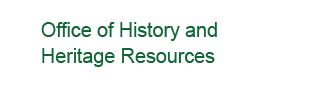 Office of History and Heritage Resources