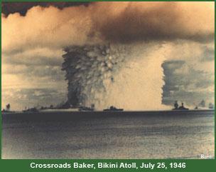 99232503f0 Manhattan Project  Operation Crossroads