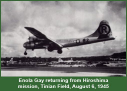 Manhattan Project: The Atomic Bombing of Hiroshima, August 6, 1945