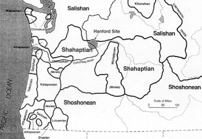 Manhattan Project Maps