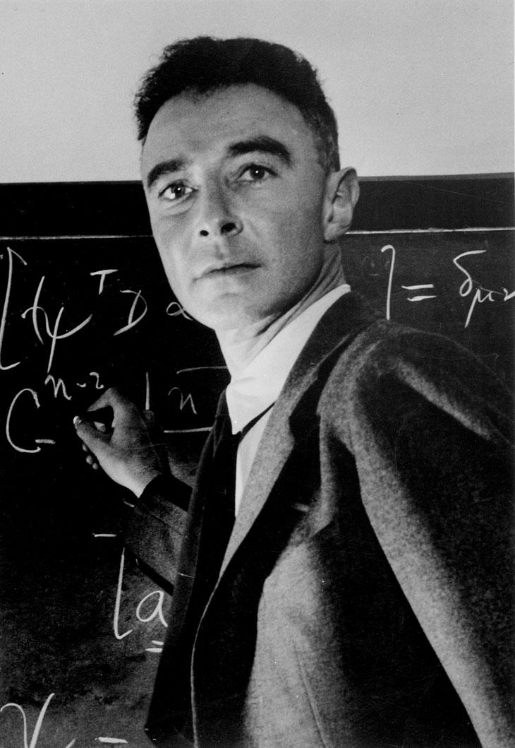 Manhattan Project J Robert Oppenheimer