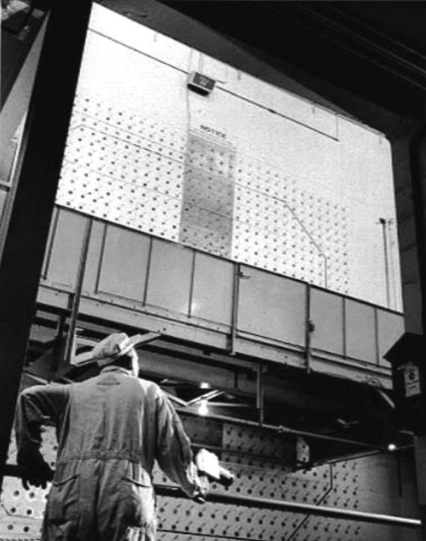 Manhattan Project The X 10 Graphite Reactor