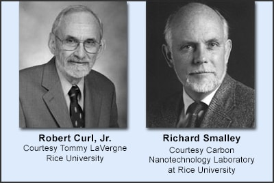 Robert Curl, Jr. and Richard Smalley