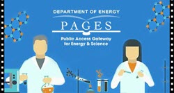 Department of Energy PAGES Public Access Gateway for Energy & Science