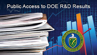 public access to doe and r&d results