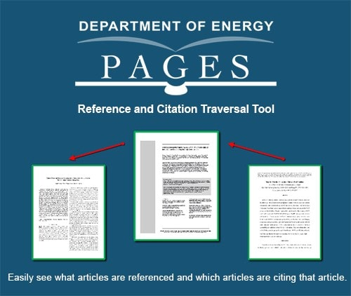 doe pages video reference citation traversal tool benefits