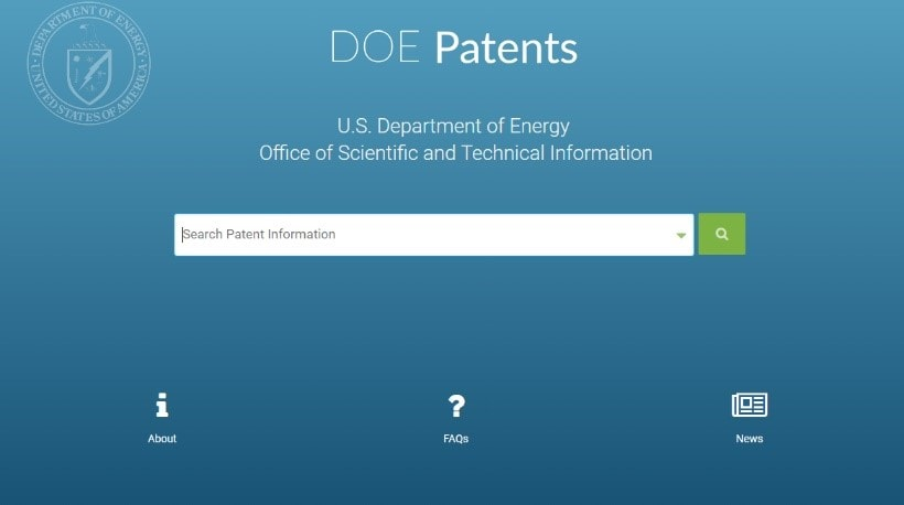 Figure 276340: DOE Patents